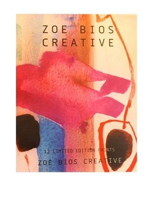77% OFF Zoe Bios Creative Set of 12 Limited Ed. Prints