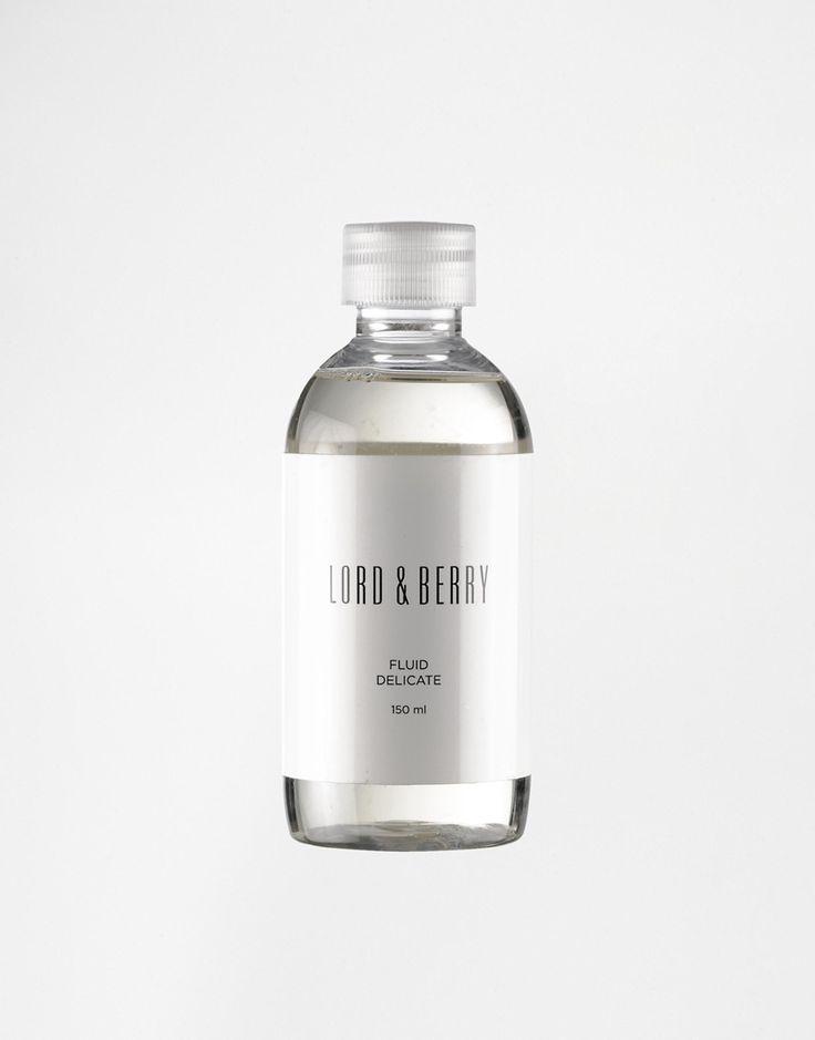 Lord & Berry – Fluid Delicate – Oberflächenaktiver Gesichtsreiniger, 150 ml 23€