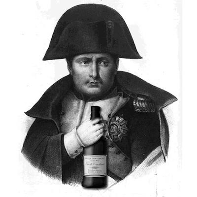 Napoleon Bonaparte - Vin de Constance fan