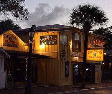 America's Most Haunted Bars: Captain Tony's Saloon, Key West, FL