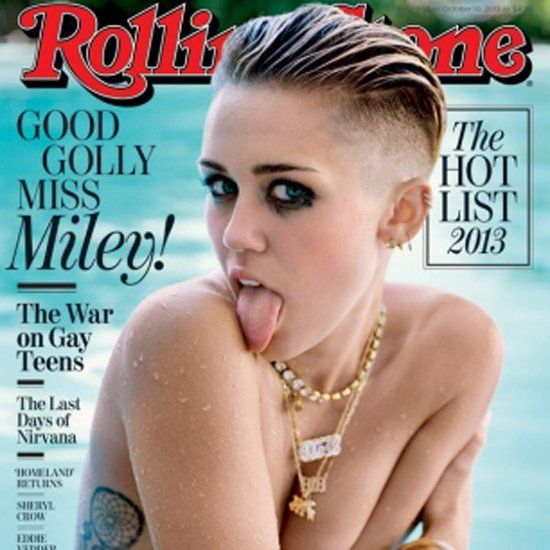 Miley Cyrus Rolling Stone Interview 2013