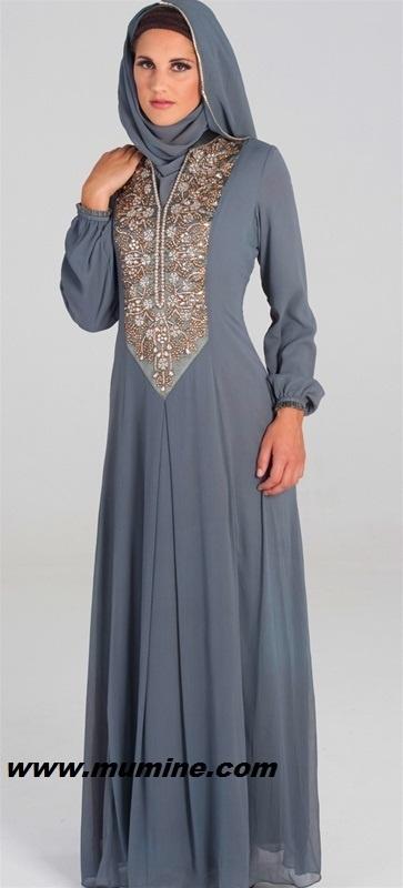 47 best new way of hijab images on Pinterest | Muslim fashion, Dress ...