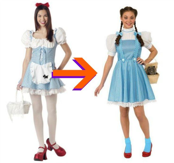 10 modest alternatives to popular halloween costumes for teen girls - Popular Tween Halloween Costumes