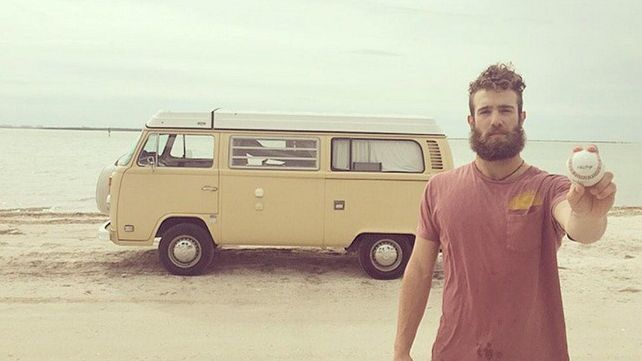 Why Top Baseball Prospect & Millionaire Daniel Norris Chooses To Live In A Van