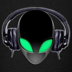 Alien Music Lover DJ
