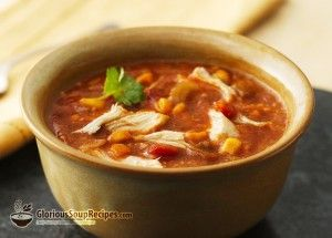 Recipe For Chicken Chilli Soup - Glorious Soup Recipes