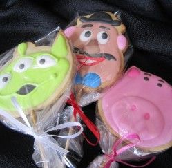 Toy Story Cookies | Sweet Discoveries