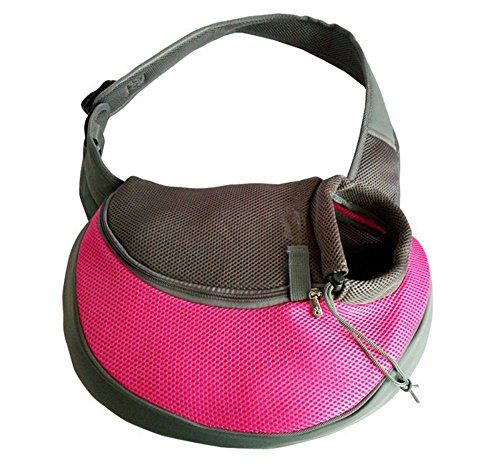 YAAGLE Pet Outdoor Oxford Cloth Cross Body Shoulder Sling Carrier Bag For Small Dog Puppy Cat *** You can find out more details at the link of the image.(This is an Amazon affiliate link and I receive a commission for the sales) #CatCagesCarriersandStrollers