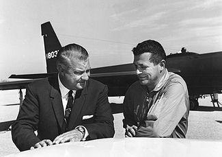 Russia shot down Francis Gary Powers' U-2 spy plane over Sverdlovsk on May 1,1960.