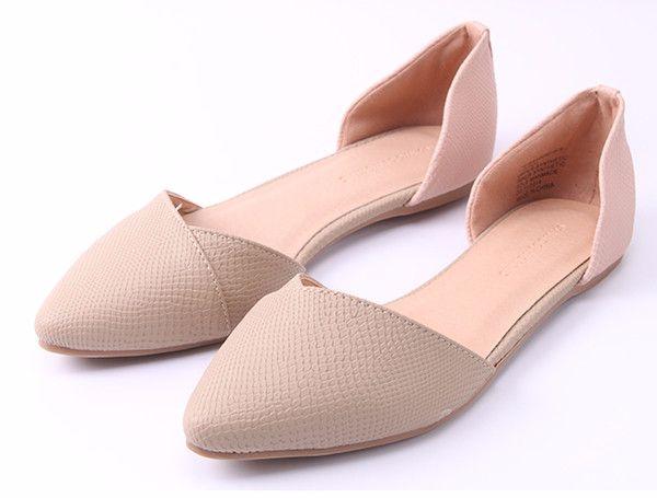 Comfortable Flat Shoes For Work - 28 Images - Black Khaki Flat Ballet Ballerina Pumps Shoes Work ...