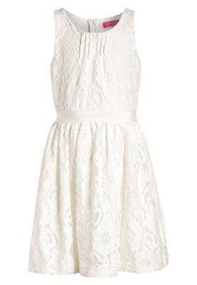 Robes Derhy CELESTINE - Robe de soirée - ecru blanc cassé: SFr. 95.00 chez Zalando (au 14.03.16). Livraison et retours gratuits et service client gratuit au 0800 400 450.