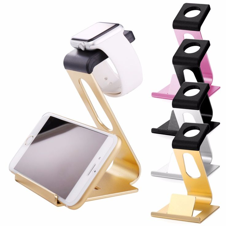 Top Charging Holder Universal Stand For Apple Watch iWatch font b iPhone b font iPad Portable