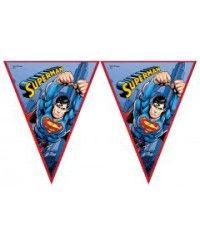 Superman Flama Bayrak 3.6m