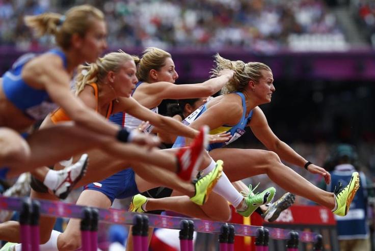 atletismo (athletics)