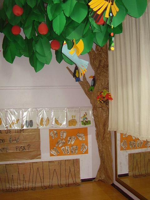decor sala de aula