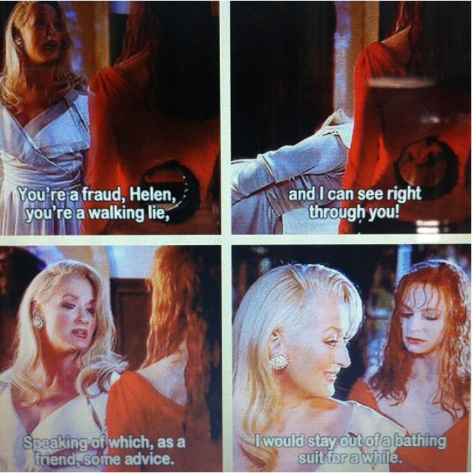 Death Becomes Her Quotes Captivating Hahaha Death Becomes Her  Just A Bunch Of Stuff  Pinterest