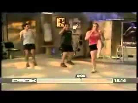 P90X - Kenpo....Just did this and it reminds me of the Kenpo Karate that I used to take over 10 years ago.