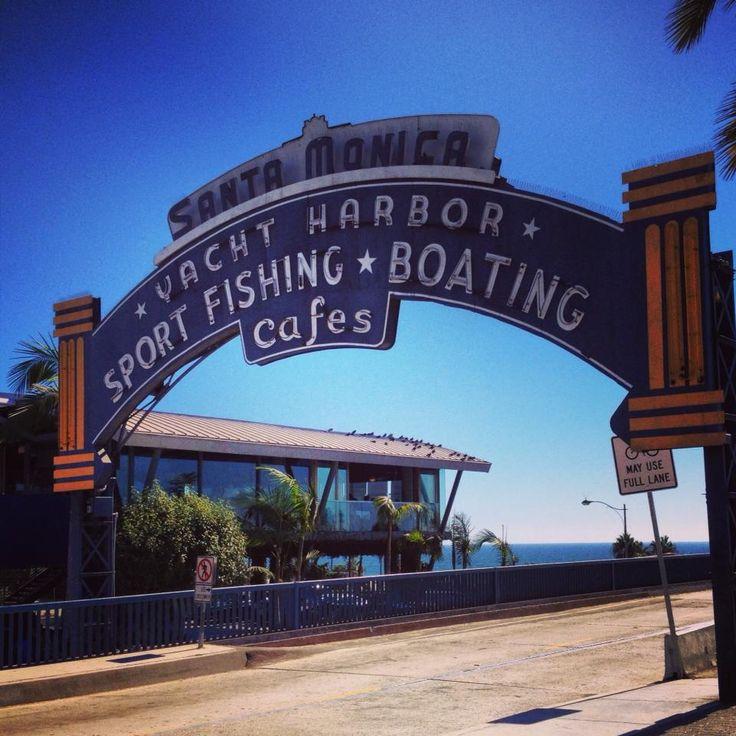 ゆったりした時間を過ごしたいならサンタモニカピアへ。ロサンゼルス 観光・旅行の見所!