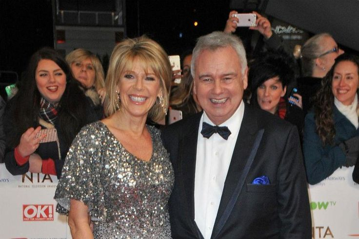 Eamonn Holmes wants wife Ruth to quit Strictly Come Dancing