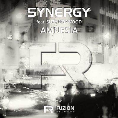 Synergy ft Suzy Hopwood - Amnesia (Single), Fuzion Records | Record Label Newcastle | Record Company Newcastle