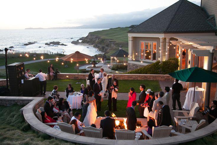 Half Moon Bay Wedding Ritz Carlton Elaine David Part 2 5 6 Year Vow Renew Pinterest And