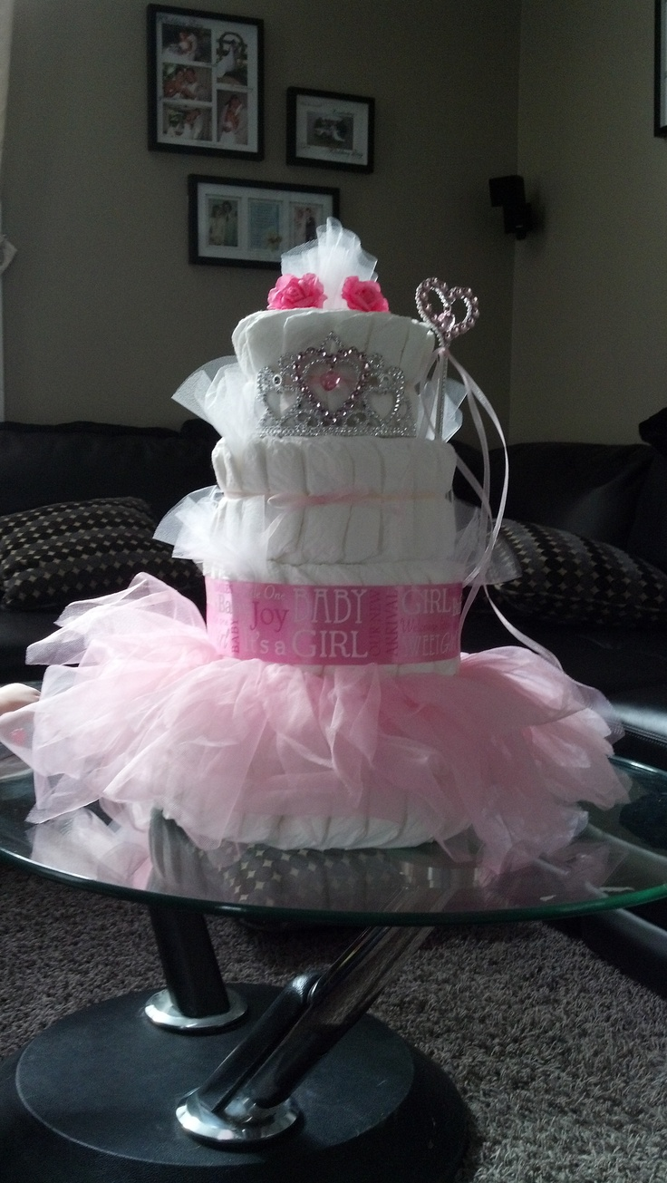 princess diaper cake 13 best baby shower ideas images on baby 6809