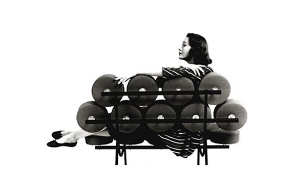 Nelson Marshmallow Sofa - Lounge Seating - Herman Miller #sofa #design #modern #furniture #old #photograph