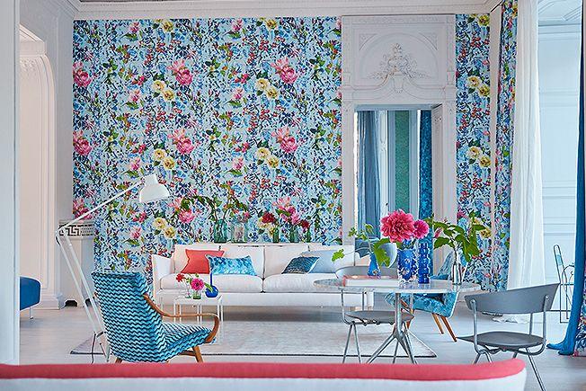 Триша Гилд (Tricia Guild): о новой коллекции и цвете в интерьере • Имя • Дизайн • Интерьер+Дизайн