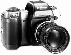 Nikon Still Video Camera (SVC) Prototype