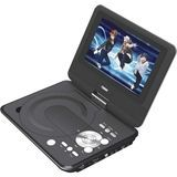 "Naxa - 9"" Portable DVD Player - Black, NPD952"