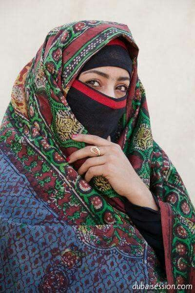Old Sana'a traditional women outfit