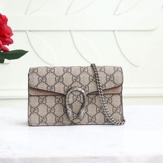 13129f81d 2019 的 Gucci Dionysus GG Supreme super mini bag 476432 KHNRN 8642 ...