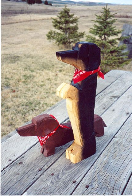 Dachshund Red or Black - Gifts for Lovers of Dachshunds
