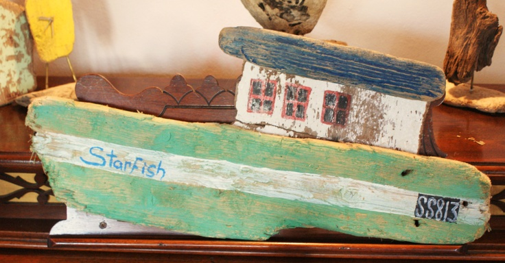 painted driftwood fishing boat dsc. Black Bedroom Furniture Sets. Home Design Ideas