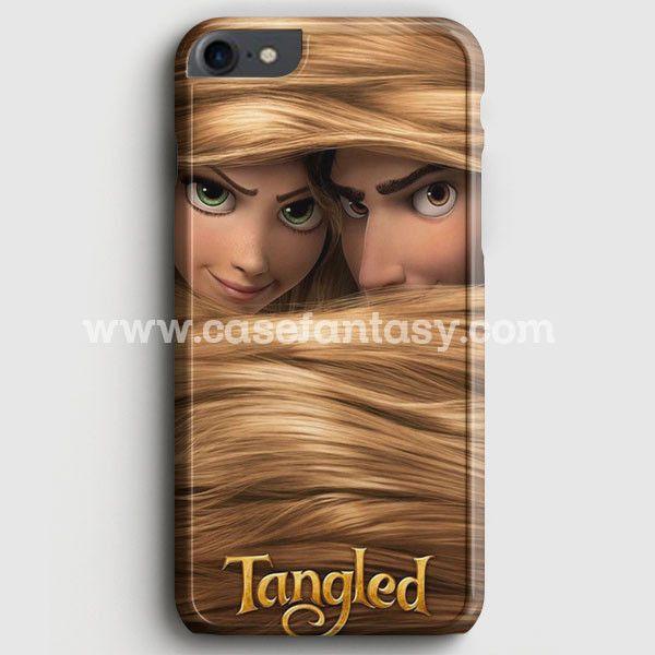 Tangled Disney Wallpaper Princess Rapunzel iPhone 7 Case   casefantasy