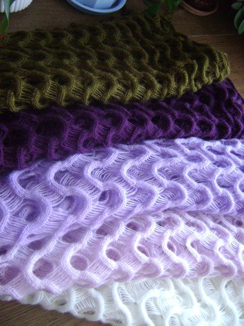 "PATTERNS FOR KNITTING MACHINE ... pattern ""WAVE"" ...!!. Talk to LiveInternet - Russian Service Online Diaries"