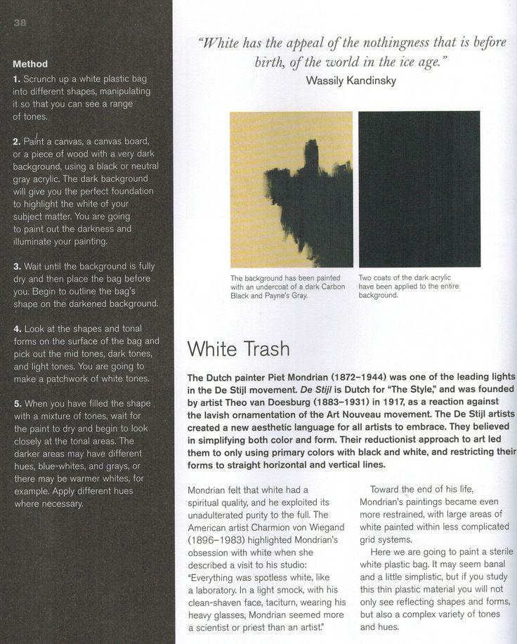 Workshop Activity: White Trash - Part 1