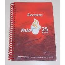 Receitas Café Pilão 25 Anos