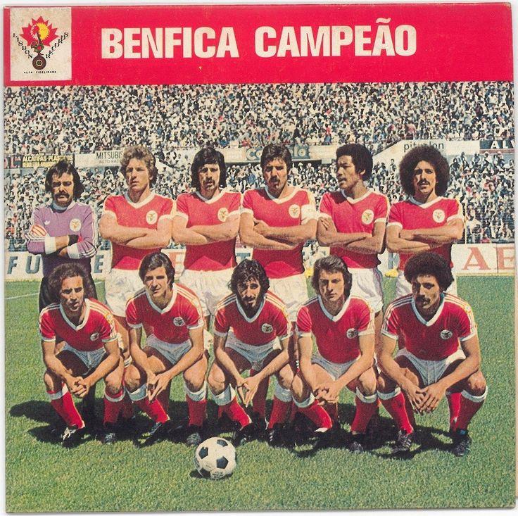 Bento, Eurico, Bastos Lopes, Toni, Shéu e Pietra. Nelinho, Nené, Chalana, Jorge Silva (ou Zé Luís?) e Alhinho.