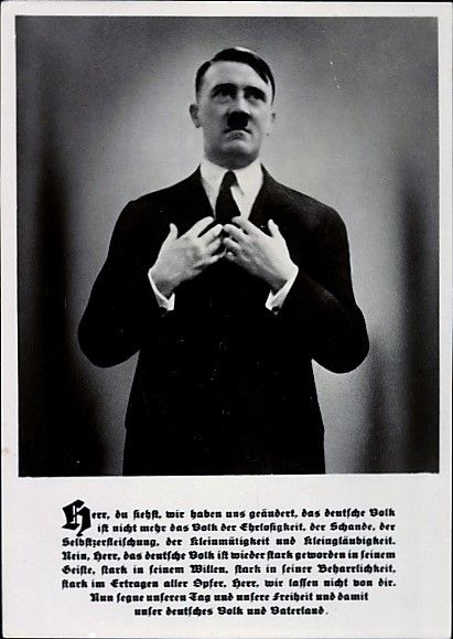 Adolf Hitler Leadership Profile