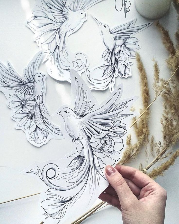 Kostenlose Skizzen von Oksana @okspec 🌺 Top m … – Tattoo – #free #O …
