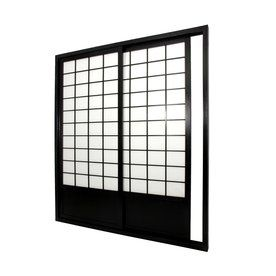 how to make a sliding privacy screen panel for alfresco