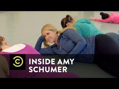 Amy The Workout Instructor INSIDE AMY SCHUMER ardeetztreatz.tumblr.com