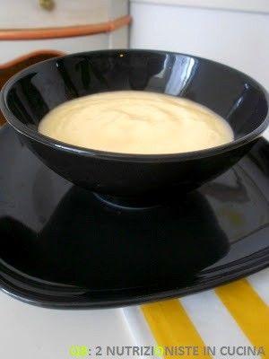 Q B Le ricette light: Crema pasticcera senza zucchero e gluten-free