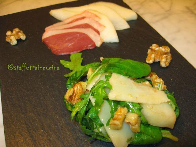 Insalata della castellana | Staffetta in cucina
