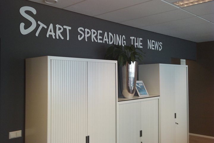 Start spreading the news  #Zoover #HQ #Netherlands