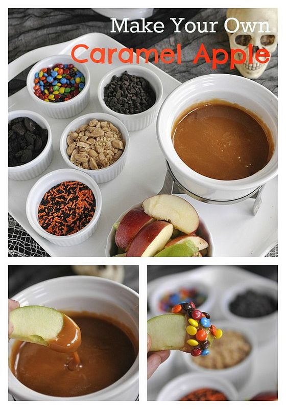 Make Your Own Caramel Apple