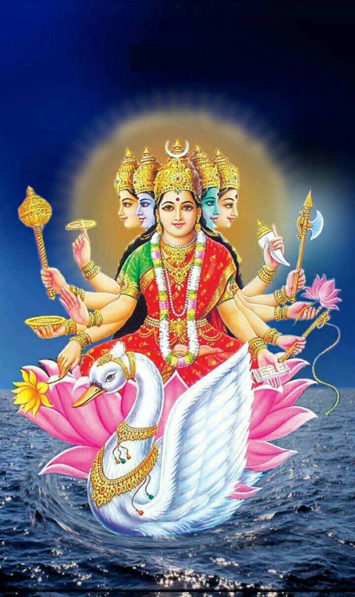 Ganesh Laxmi Wallpaper Full Size Hd 13 Best Gayatri Images Images On Pinterest Gayatri Devi