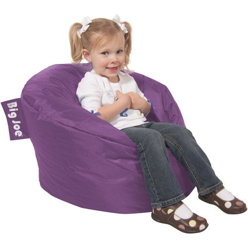 Big Joe Kidsu0027 Lumin Bean Bag Chair: Kidsu0027 U0026 Teen Rooms : Walmart