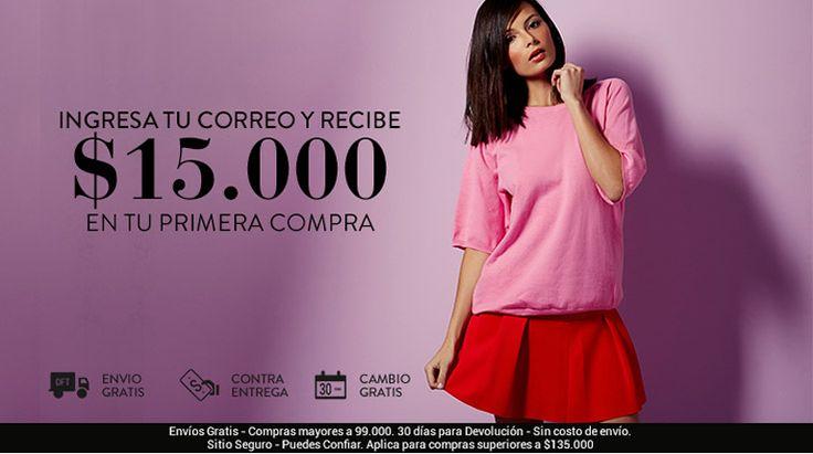 Moda femenina en zapatos, ropa y accesorios | Dafiti - tu tienda de moda online en Colombia